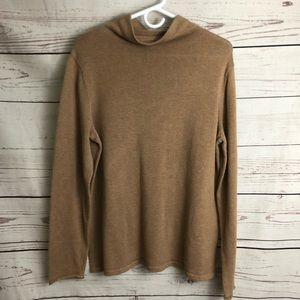 Old Navy Camel Turtleneck Sweater